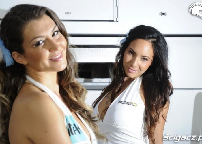 Modelki San Marino GP