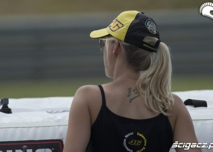 Fanka Rossiego Sachsenring 2013