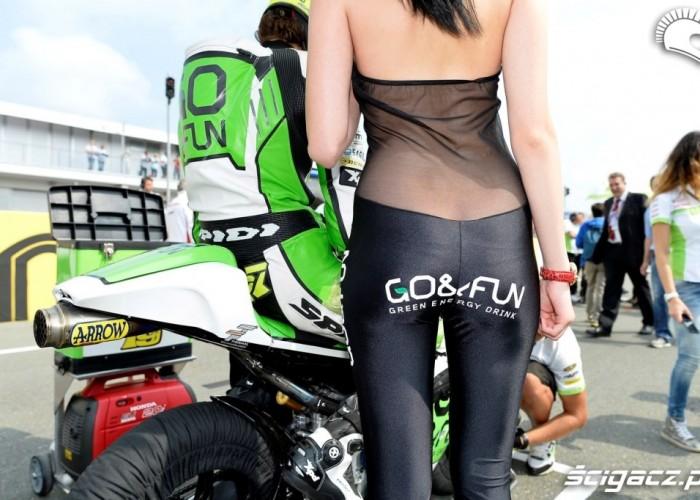Honda Go Fun Sachsenring 2013