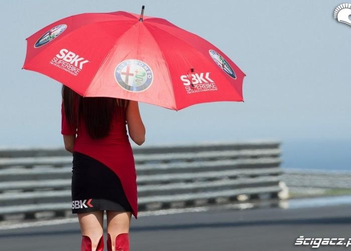 SBK girl