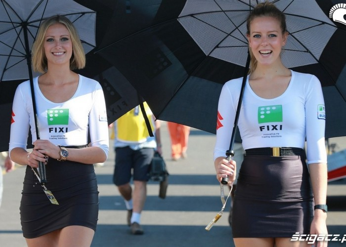 grid girls fixi