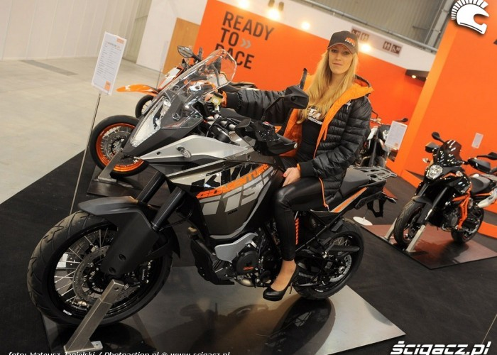 KTM targi motocyklowe