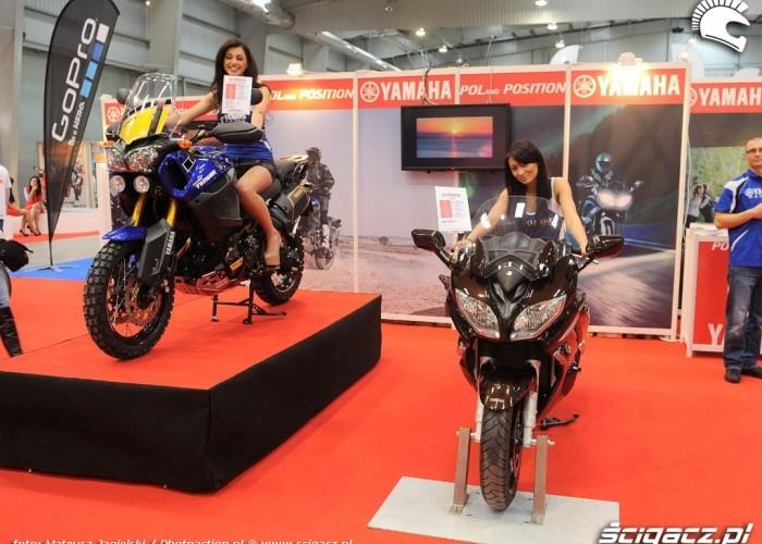 yamaha targi motocyklowe