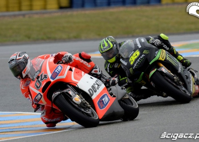 Crutchlow Grand Prix Francji Le Mans