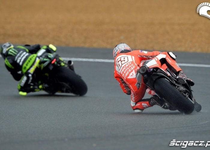 Crutchlow Hayden Le Mans Grand Prix Francja