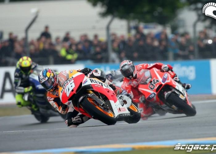 Dani Grand Prix Francji Le Mans