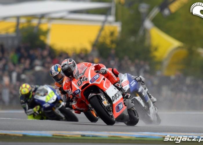 Dovi Grand Prix Francji Le Mans