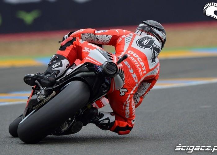 Dovizioso Le Mans Grand Prix Francja
