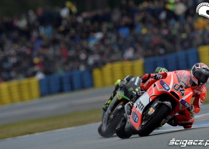 Ducati Dovizioso Le Mans Grand Prix Francja