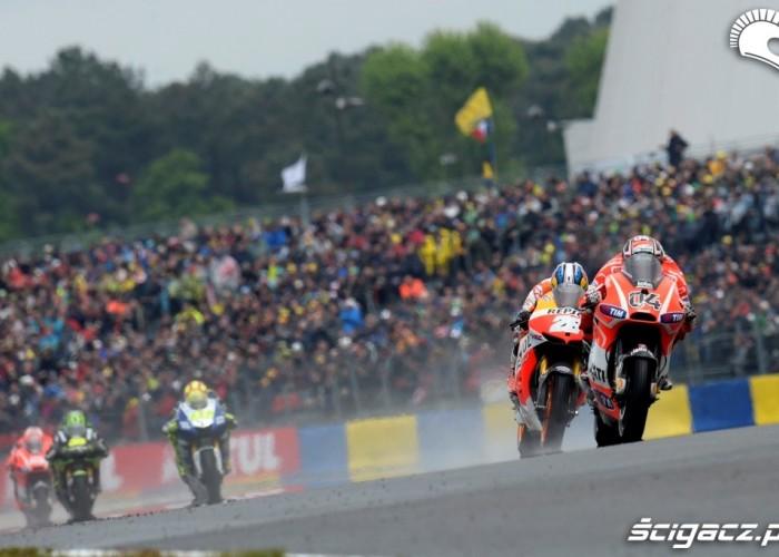 Grand Prix Francji Le Mans Dovizioso Grand Prix Francji Le Mans