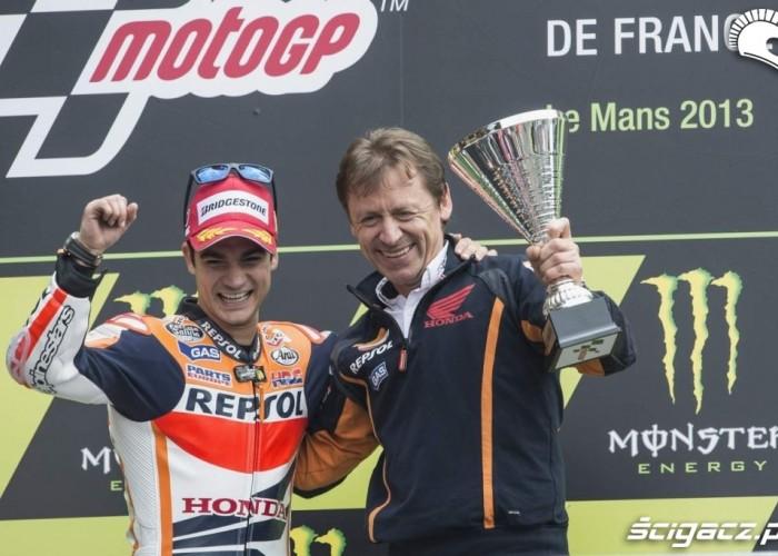 HRC Le Mans Grand Prix