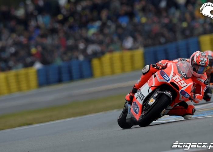 Hayden Ducati Le Mans Grand Prix Francja