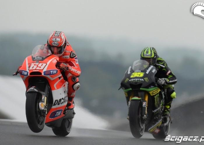 Hayden Grand Prix Francji Le Mans