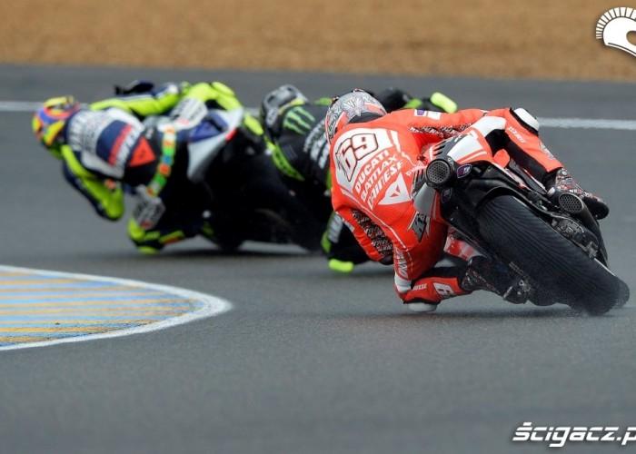 Hayden Le Mans Grand Prix Francja