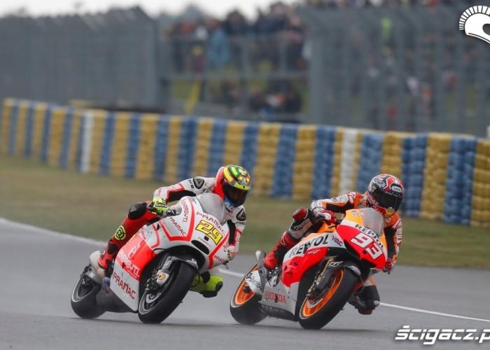 Iannone Grand Prix Francji Le Mans