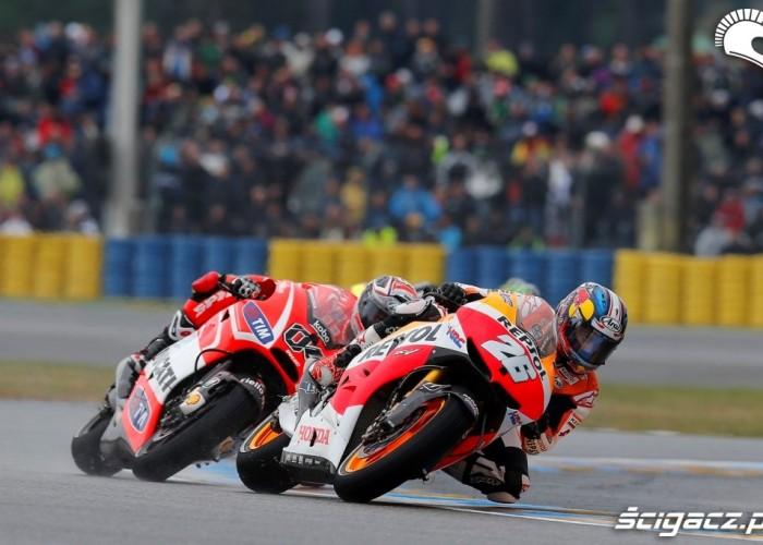 Leaderzy Grand Prix Francji Le Mans
