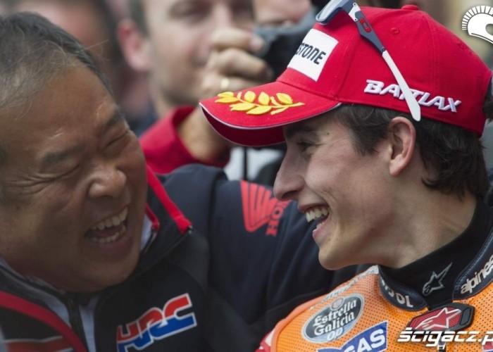 Marc Marquez Le Mans Grand Prix
