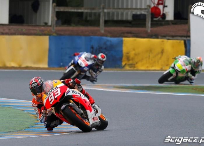 Marquez Grand Prix Francji Le Mans