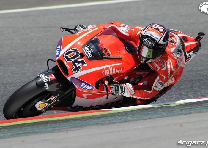 Andrea Grand Prix Katalonii MotoGP 2013