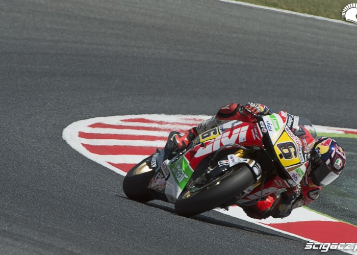Bradl Grand Prix Katalonii MotoGP 2013