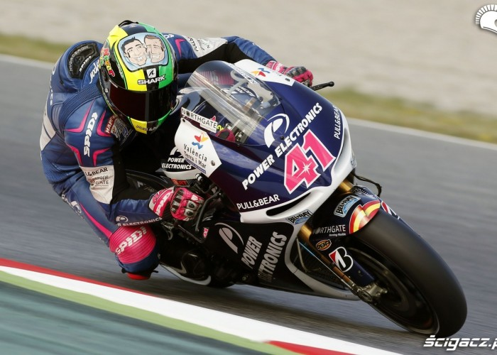 CRT Grand Prix Katalonii MotoGP 2013