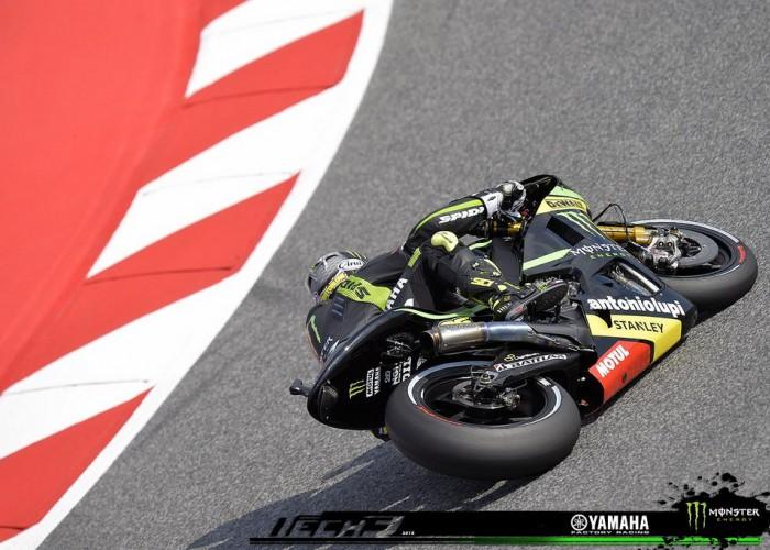 Cal Crutchlow Grand Prix Katalonii MotoGP 2013