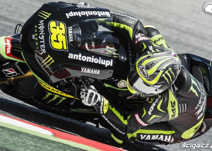 Crutchlow G P Katalonii MotoGP 2013