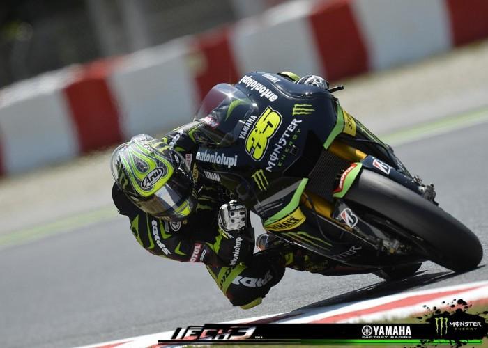 Crutchlow Grand Prix Katalonii MotoGP 2013