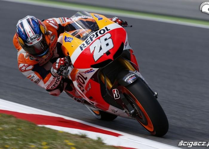 Dani Grand Prix Katalonii MotoGP 2013