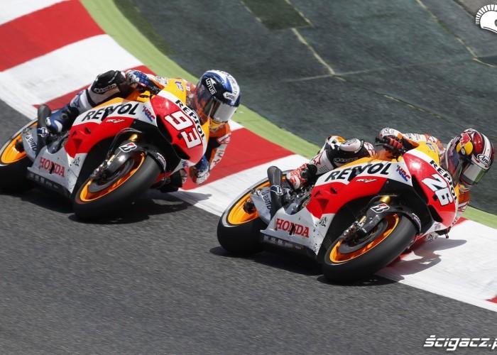 Dani i Marc Grand Prix Katalonii MotoGP 2013