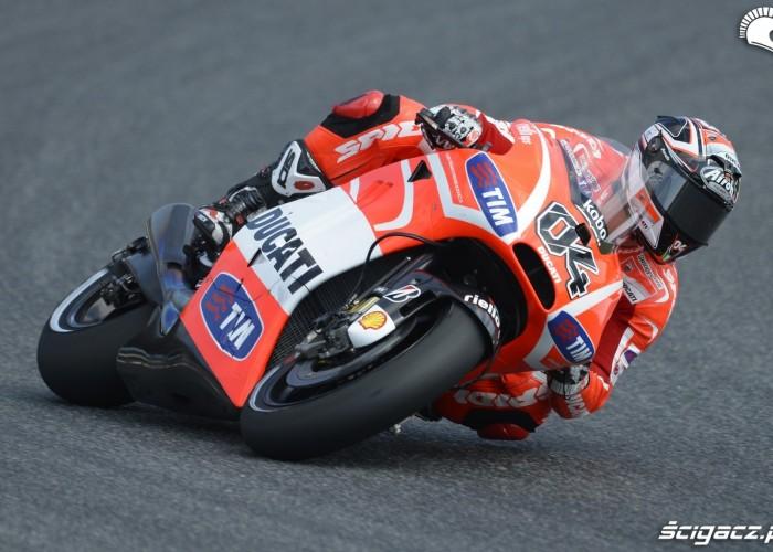 Desmosedici Grand Prix Katalonii MotoGP 2013