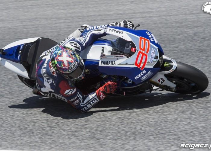 G P Katalonii MotoGP 2013 Jorge