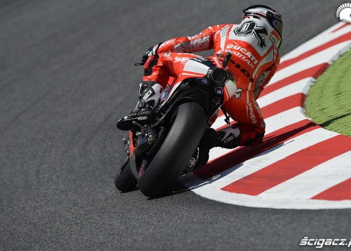 Grand Prix Katalonii MotoGP 2013 Andrea Dovizioso