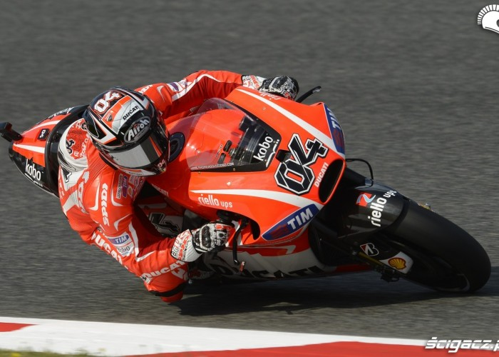 Grand Prix Katalonii MotoGP 2013 Dovizioso