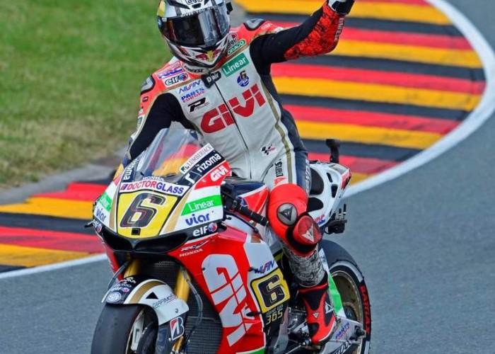Bradl Grand Prix Niemiec