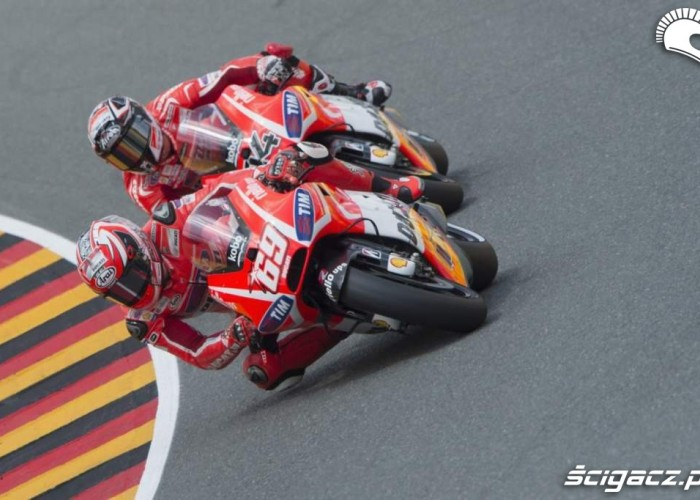 Ducati Grand Prix Niemiec 2013