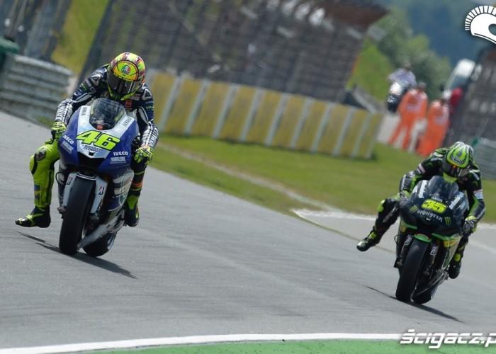 Dwie Yamahy Grand Prix Niemiec 2013