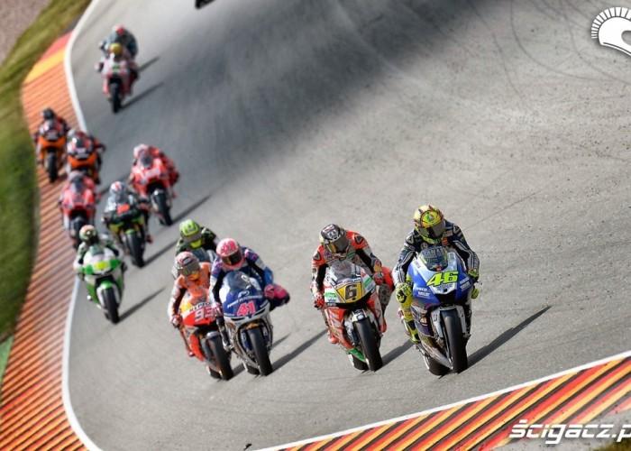 Grand Prix Niemiec 2013 wyscig