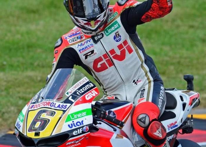 Grand Prix Niemiec Bradl