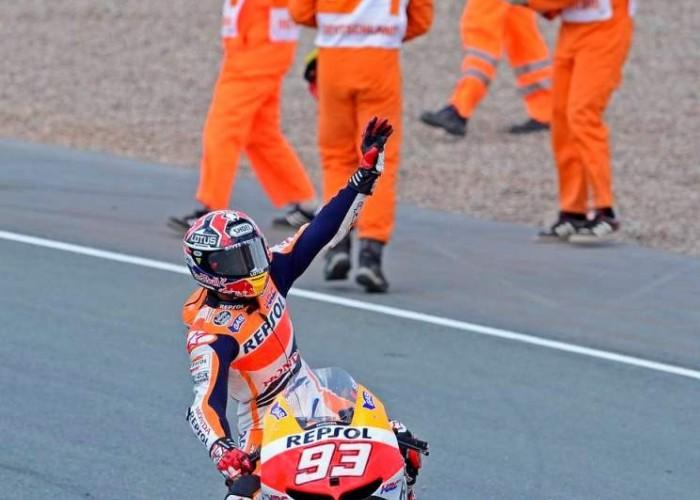 Grand Prix Niemiec Marquez