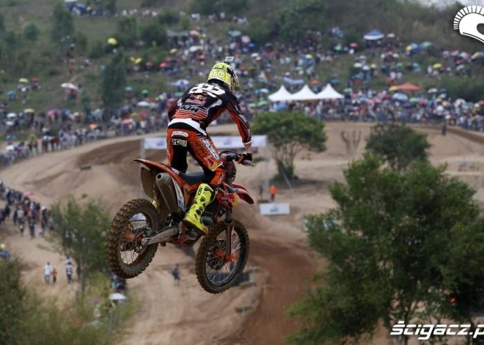 Antonio Cairoli MXGP 2013 Grand Prix Tajlandii