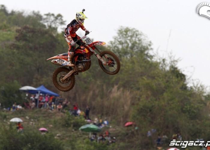 Cairoli MXGP 2013 Thai Grand Prix