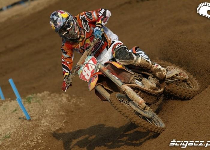 Herlings nawrot MXGP 2013 Grand Prix Malezji