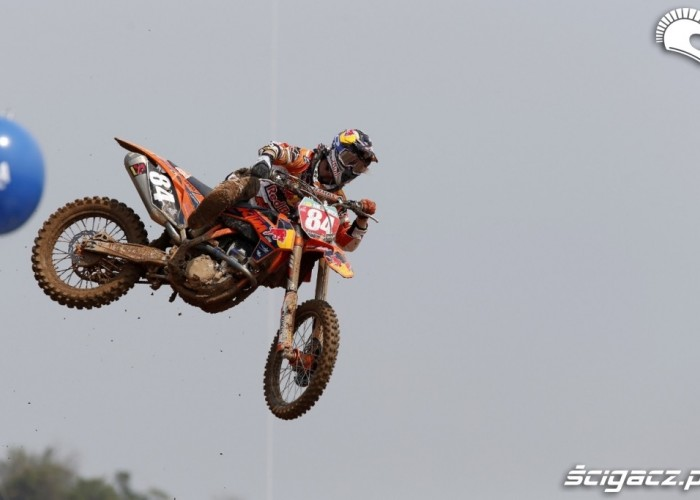 Herlings w powietrzu MXGP 2013 Malesyan Grand Prix
