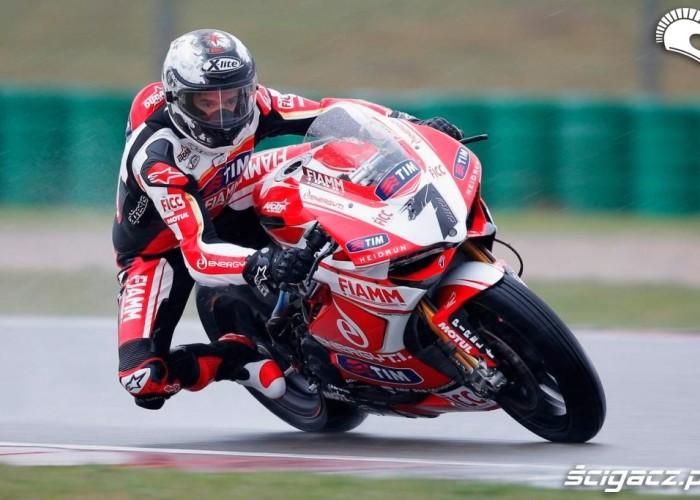 Carlos Checa Kwalifikacje Superbike Assen 2013