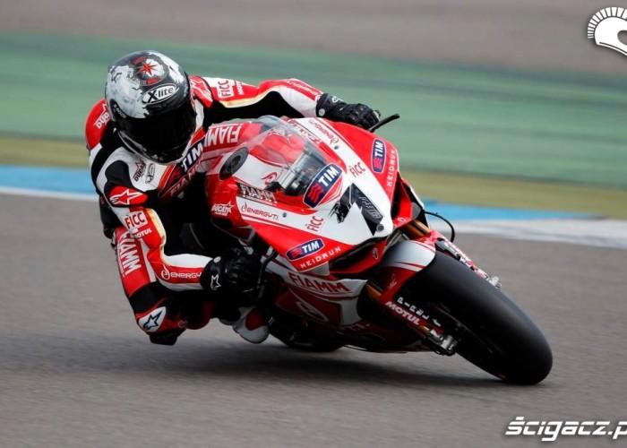 Carlos Checa Superbike Assen 2013