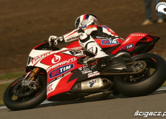 Carlos Kwalifikacje Superbike Assen 2013