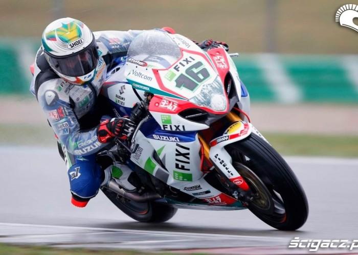 Cluzel Kwalifikacje Superbike Assen 2013