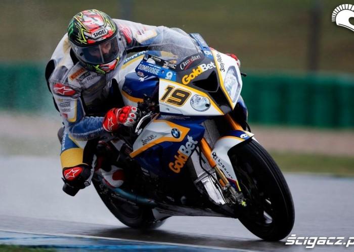 Davies Kwalifikacje Superbike Assen 2013