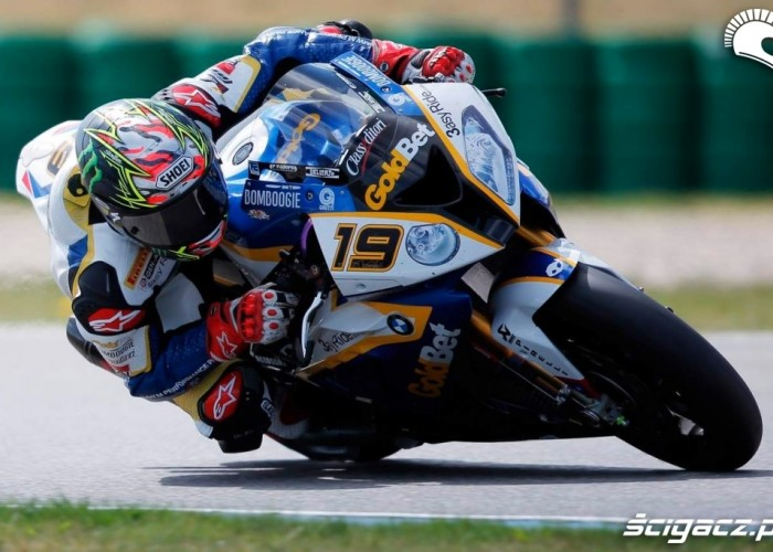 Davies World Superbike Assen